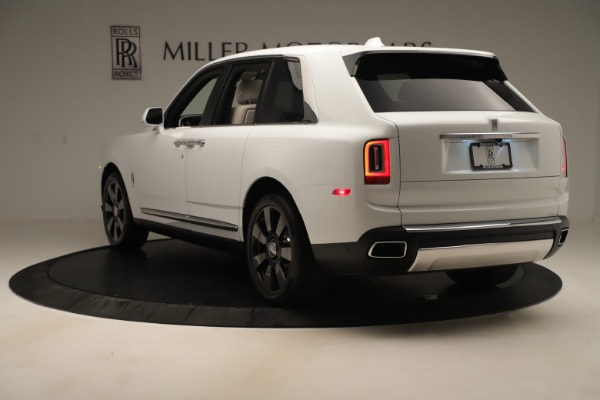 New 2019 Rolls-Royce Cullinan for sale Sold at Pagani of Greenwich in Greenwich CT 06830 4