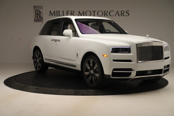 New 2019 Rolls-Royce Cullinan for sale Sold at Pagani of Greenwich in Greenwich CT 06830 8