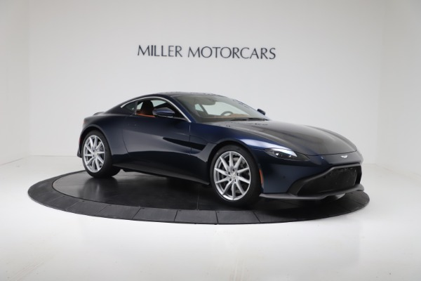New 2020 Aston Martin Vantage Coupe for sale $163,524 at Pagani of Greenwich in Greenwich CT 06830 10