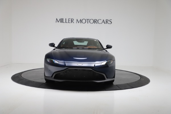 New 2020 Aston Martin Vantage Coupe for sale $163,524 at Pagani of Greenwich in Greenwich CT 06830 11