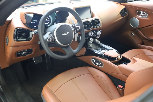 New 2020 Aston Martin Vantage Coupe for sale $163,524 at Pagani of Greenwich in Greenwich CT 06830 12