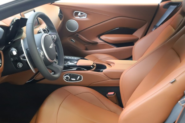 New 2020 Aston Martin Vantage Coupe for sale $163,524 at Pagani of Greenwich in Greenwich CT 06830 13
