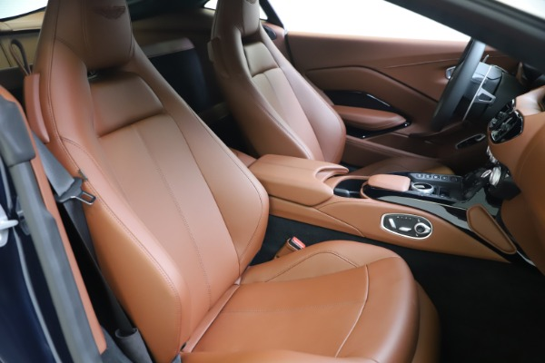 New 2020 Aston Martin Vantage Coupe for sale $163,524 at Pagani of Greenwich in Greenwich CT 06830 18