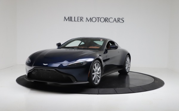 New 2020 Aston Martin Vantage Coupe for sale $163,524 at Pagani of Greenwich in Greenwich CT 06830 2