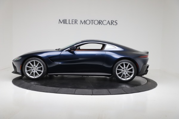 New 2020 Aston Martin Vantage Coupe for sale $163,524 at Pagani of Greenwich in Greenwich CT 06830 3