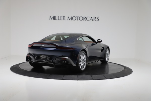 New 2020 Aston Martin Vantage Coupe for sale $163,524 at Pagani of Greenwich in Greenwich CT 06830 6