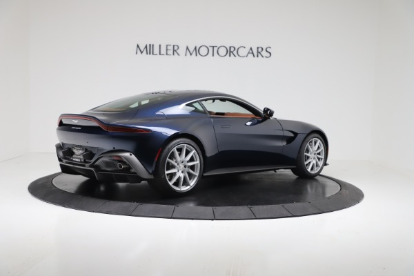 New 2020 Aston Martin Vantage Coupe for sale $163,524 at Pagani of Greenwich in Greenwich CT 06830 7