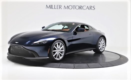 New 2020 Aston Martin Vantage Coupe for sale $163,524 at Pagani of Greenwich in Greenwich CT 06830 1
