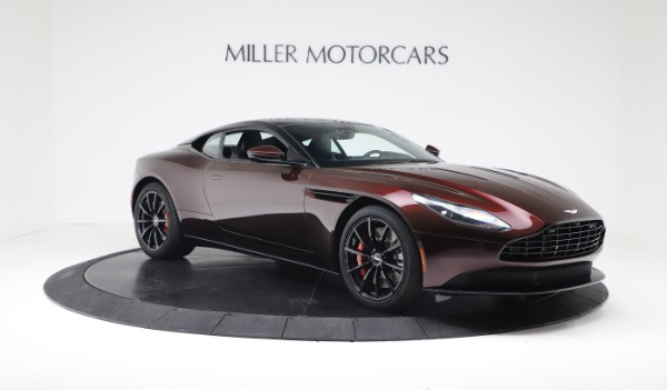 New 2019 Aston Martin DB11 V12 AMR Coupe for sale $263,916 at Pagani of Greenwich in Greenwich CT 06830 10