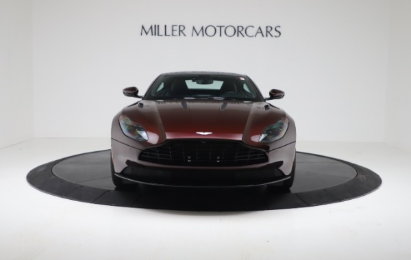 New 2019 Aston Martin DB11 V12 AMR Coupe for sale Sold at Pagani of Greenwich in Greenwich CT 06830 11