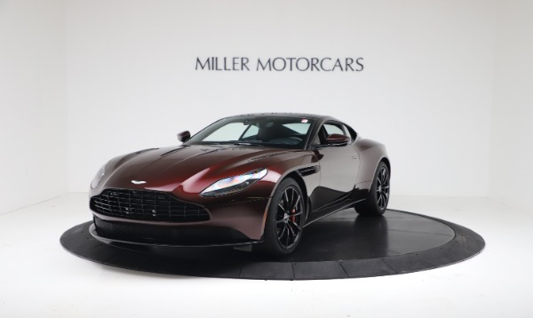 New 2019 Aston Martin DB11 V12 AMR Coupe for sale Sold at Pagani of Greenwich in Greenwich CT 06830 2