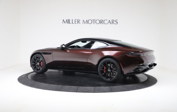 New 2019 Aston Martin DB11 V12 AMR Coupe for sale Sold at Pagani of Greenwich in Greenwich CT 06830 4