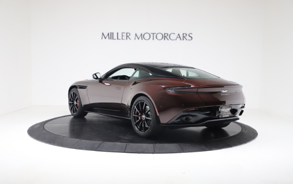 New 2019 Aston Martin DB11 V12 AMR Coupe for sale $263,916 at Pagani of Greenwich in Greenwich CT 06830 5