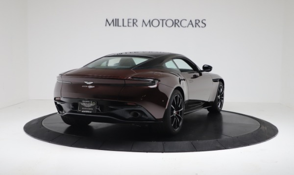 New 2019 Aston Martin DB11 V12 AMR Coupe for sale Sold at Pagani of Greenwich in Greenwich CT 06830 7