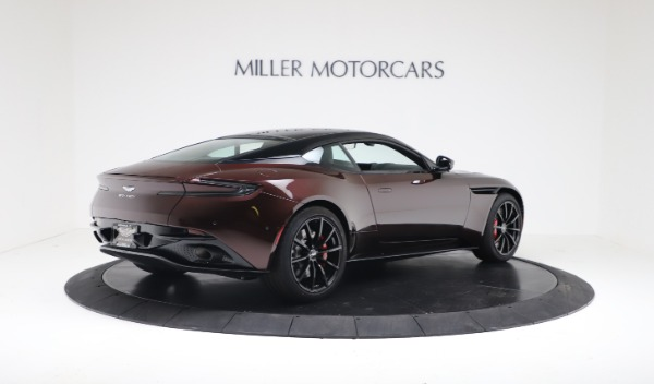 New 2019 Aston Martin DB11 V12 AMR Coupe for sale Sold at Pagani of Greenwich in Greenwich CT 06830 8