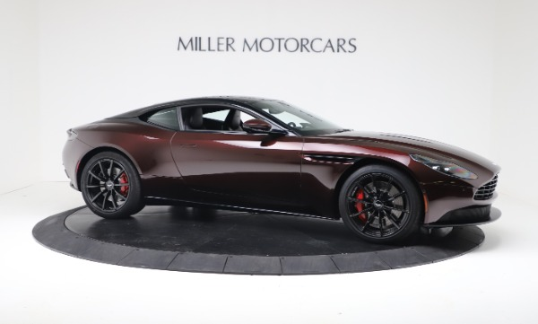 New 2019 Aston Martin DB11 V12 AMR Coupe for sale Sold at Pagani of Greenwich in Greenwich CT 06830 9