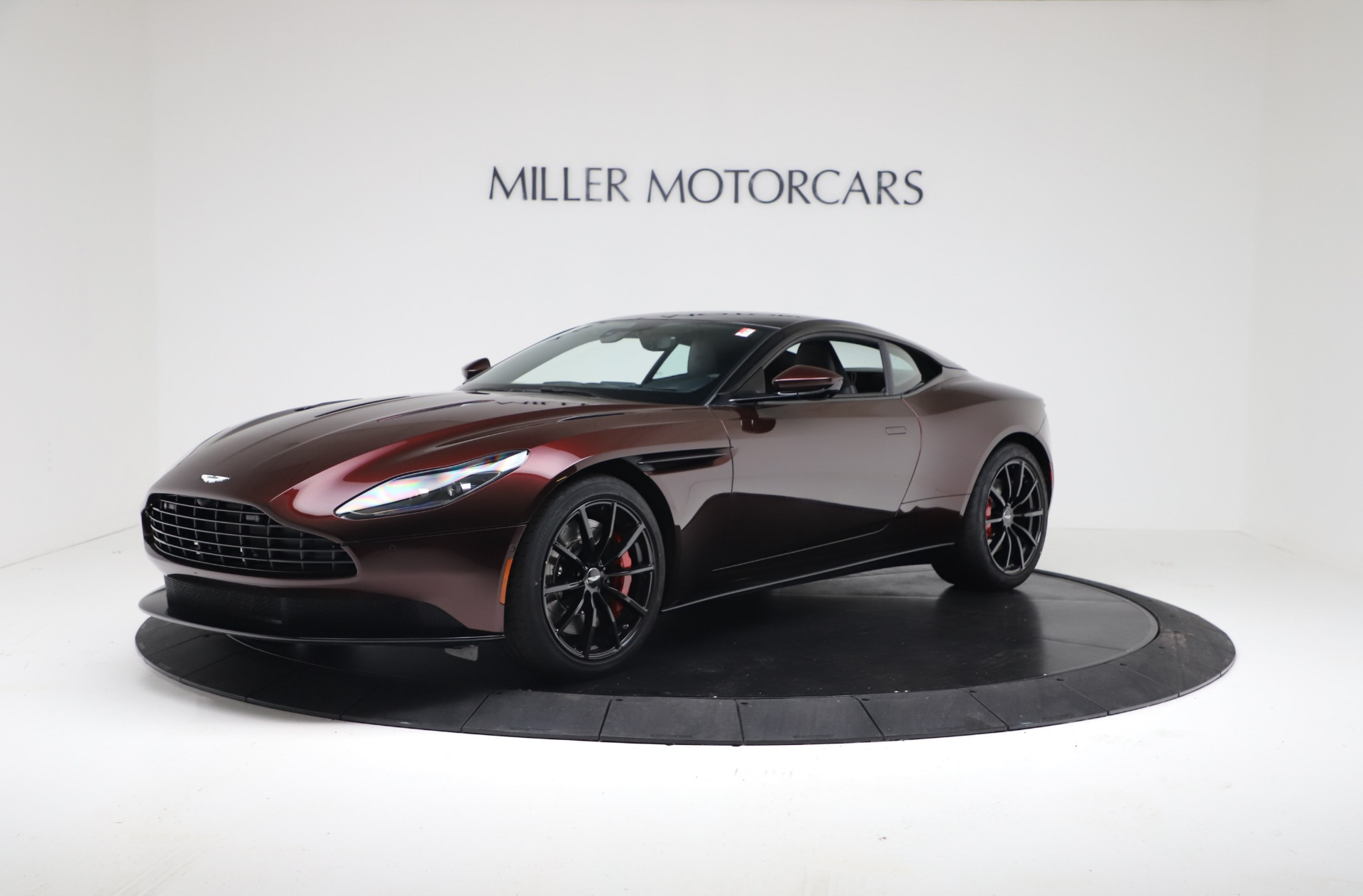 New 2019 Aston Martin DB11 V12 AMR Coupe for sale $263,916 at Pagani of Greenwich in Greenwich CT 06830 1