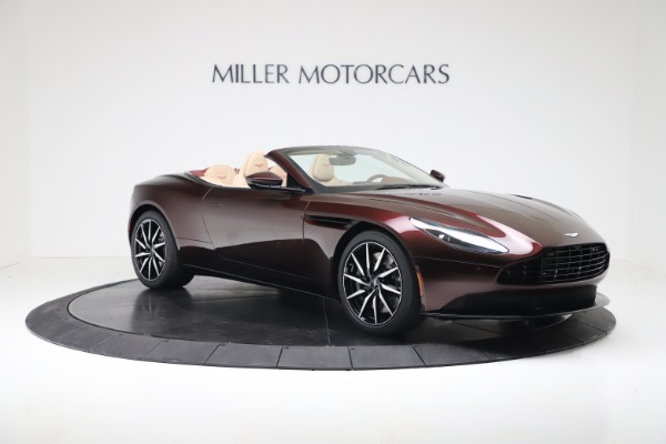 Used 2020 Aston Martin DB11 Volante Convertible for sale $223,900 at Pagani of Greenwich in Greenwich CT 06830 10