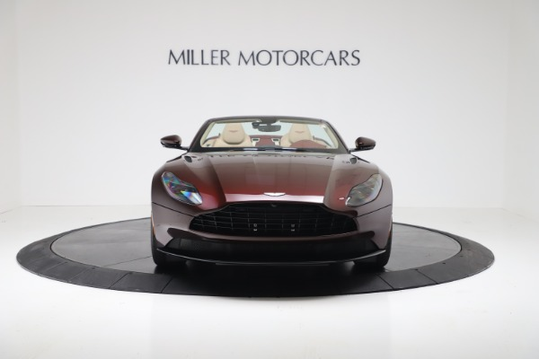 New 2020 Aston Martin DB11 Volante Convertible for sale Sold at Pagani of Greenwich in Greenwich CT 06830 11