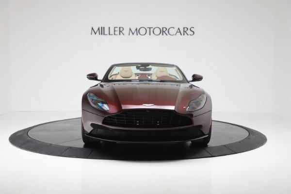 Used 2020 Aston Martin DB11 Volante for sale $217,900 at Pagani of Greenwich in Greenwich CT 06830 11