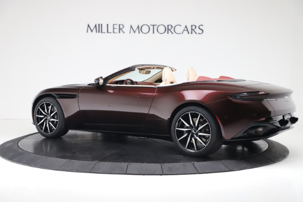 Used 2020 Aston Martin DB11 Volante Convertible for sale $223,900 at Pagani of Greenwich in Greenwich CT 06830 12