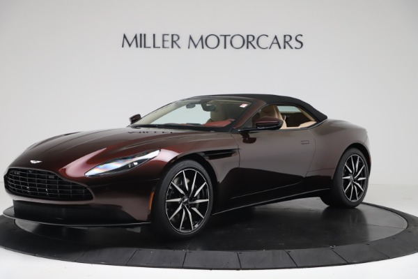 Used 2020 Aston Martin DB11 Volante for sale $217,900 at Pagani of Greenwich in Greenwich CT 06830 14