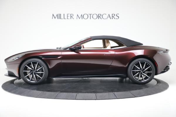 Used 2020 Aston Martin DB11 Volante for sale $217,900 at Pagani of Greenwich in Greenwich CT 06830 15