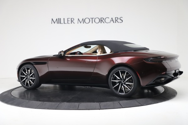 New 2020 Aston Martin DB11 Volante Convertible for sale Sold at Pagani of Greenwich in Greenwich CT 06830 16