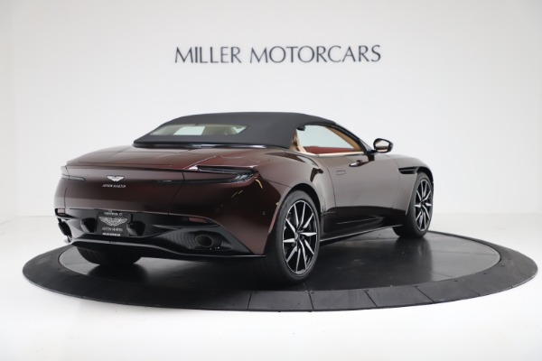 Used 2020 Aston Martin DB11 Volante for sale $217,900 at Pagani of Greenwich in Greenwich CT 06830 17