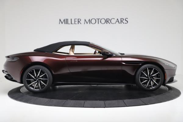 Used 2020 Aston Martin DB11 Volante for sale $217,900 at Pagani of Greenwich in Greenwich CT 06830 18