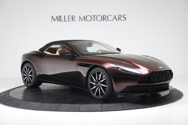 Used 2020 Aston Martin DB11 Volante Convertible for sale Sold at Pagani of Greenwich in Greenwich CT 06830 19