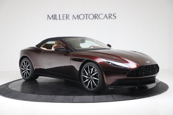 Used 2020 Aston Martin DB11 Volante for sale $217,900 at Pagani of Greenwich in Greenwich CT 06830 19