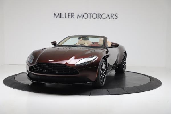 Used 2020 Aston Martin DB11 Volante for sale $217,900 at Pagani of Greenwich in Greenwich CT 06830 2