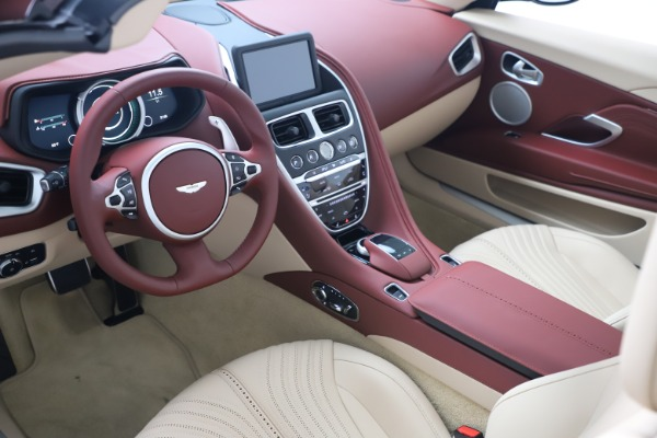 Used 2020 Aston Martin DB11 Volante Convertible for sale Sold at Pagani of Greenwich in Greenwich CT 06830 20
