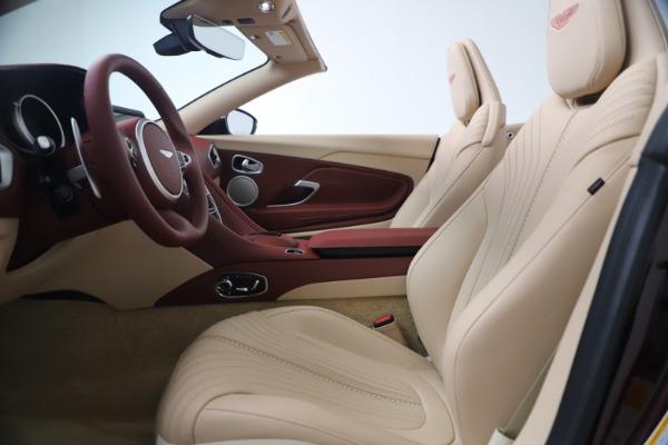Used 2020 Aston Martin DB11 Volante for sale $217,900 at Pagani of Greenwich in Greenwich CT 06830 21
