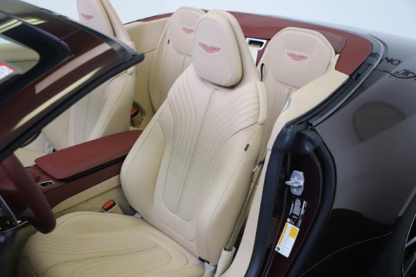 Used 2020 Aston Martin DB11 Volante for sale $217,900 at Pagani of Greenwich in Greenwich CT 06830 23