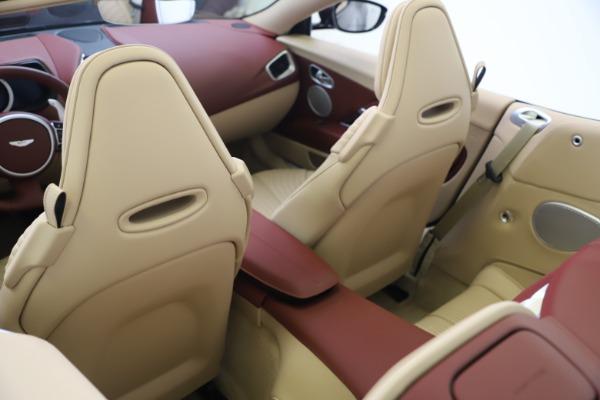 Used 2020 Aston Martin DB11 Volante for sale $217,900 at Pagani of Greenwich in Greenwich CT 06830 27