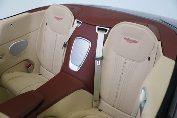 Used 2020 Aston Martin DB11 Volante for sale $217,900 at Pagani of Greenwich in Greenwich CT 06830 28