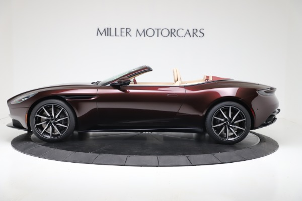 New 2020 Aston Martin DB11 Volante Convertible for sale Sold at Pagani of Greenwich in Greenwich CT 06830 3