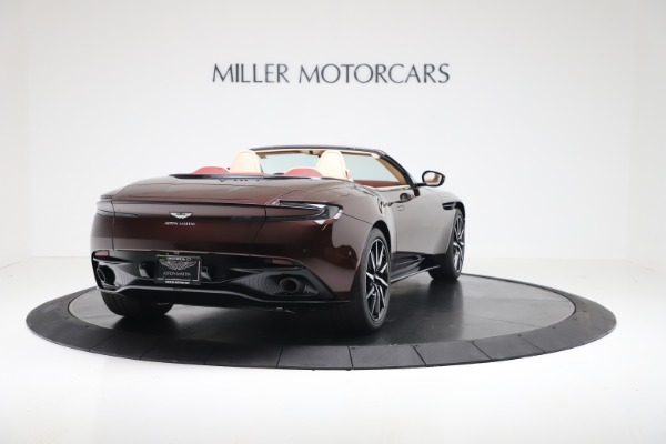 Used 2020 Aston Martin DB11 Volante Convertible for sale $223,900 at Pagani of Greenwich in Greenwich CT 06830 6