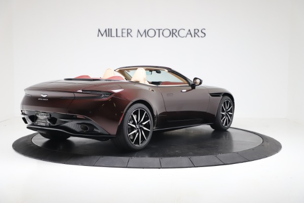Used 2020 Aston Martin DB11 Volante Convertible for sale $223,900 at Pagani of Greenwich in Greenwich CT 06830 7