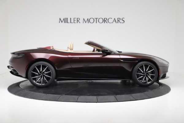 Used 2020 Aston Martin DB11 Volante Convertible for sale Sold at Pagani of Greenwich in Greenwich CT 06830 8