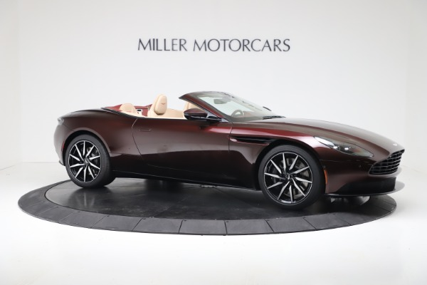 Used 2020 Aston Martin DB11 Volante for sale $217,900 at Pagani of Greenwich in Greenwich CT 06830 9