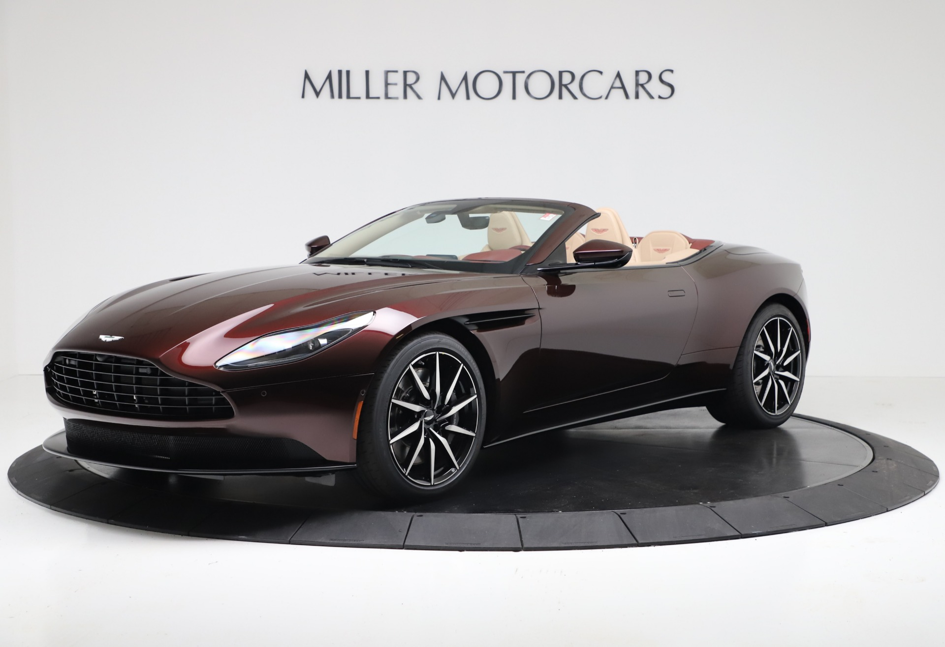 New 2020 Aston Martin DB11 Volante Convertible for sale Sold at Pagani of Greenwich in Greenwich CT 06830 1