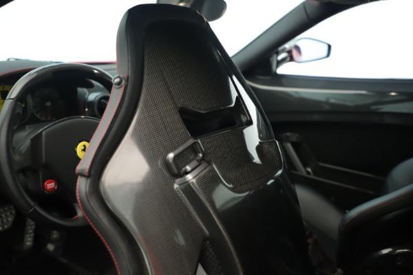 Used 2008 Ferrari F430 Scuderia for sale $229,900 at Pagani of Greenwich in Greenwich CT 06830 22