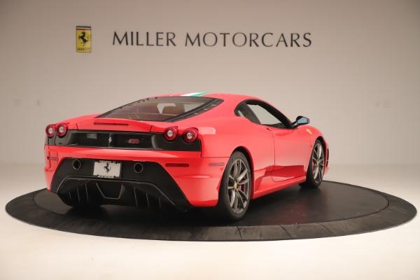 Used 2008 Ferrari F430 Scuderia for sale $229,900 at Pagani of Greenwich in Greenwich CT 06830 7