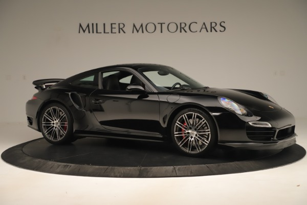 Used 2014 Porsche 911 Turbo for sale Sold at Pagani of Greenwich in Greenwich CT 06830 10