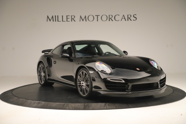 Used 2014 Porsche 911 Turbo for sale Sold at Pagani of Greenwich in Greenwich CT 06830 11