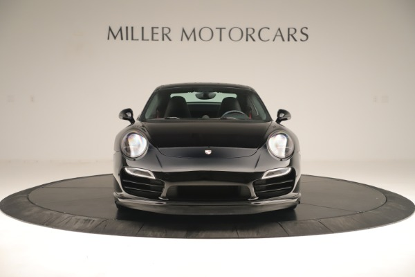 Used 2014 Porsche 911 Turbo for sale Sold at Pagani of Greenwich in Greenwich CT 06830 12