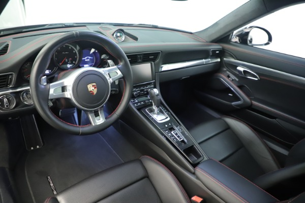 Used 2014 Porsche 911 Turbo for sale Sold at Pagani of Greenwich in Greenwich CT 06830 14